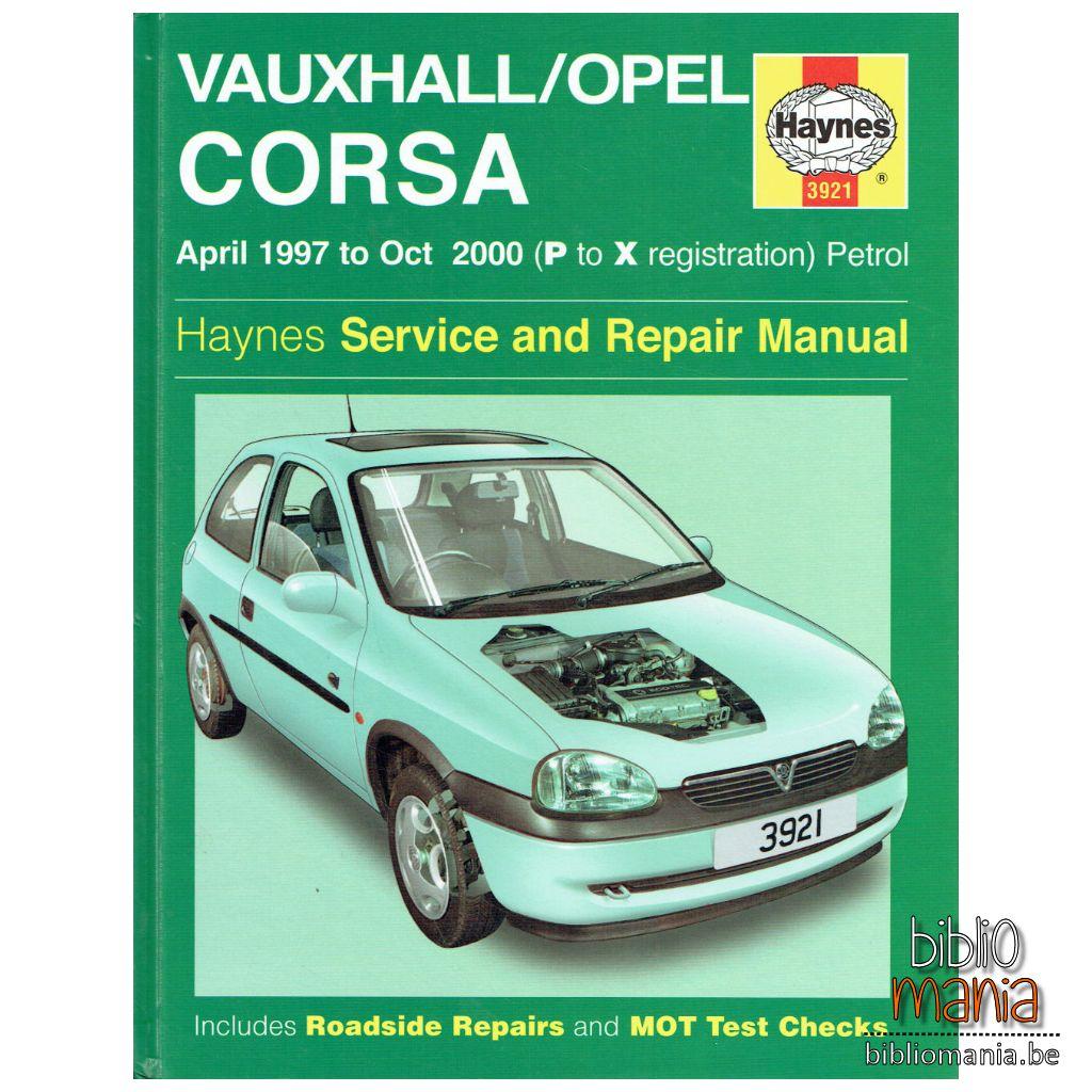 vauxhall opel corsa service and repair manual april 1997 to oct rh  bibliomania be Opel Corsa Interior haynes service and repair manual opel  corsa c