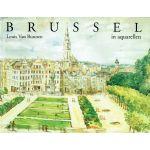 Brussel in aquarellen