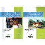 Charles J. Van Depoele: La captation électrique par perche de trolley d'un tramway, 2 volumes