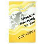 Kroniek van de Vlaamse Beweging 1965-1980