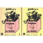 Guide de la Belgique des luttes, 2 volumes
