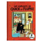 Les exploits de Quick et Flupke, 8e série