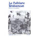 Le Folklore Brabançon - Histoire et vie populaire, n° 267