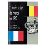 L'armée belge de France en 1940