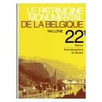 Le Patrimoine monumental de la Belgique. Wallonie, volume 22/1 : Namur - Arrondissement de Dinant