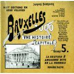Bruxelles 1000, une histoire capitale - volume 5