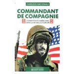 Commandant de compagnie. 6 juin - 8 mai : Combattants américains dans la bataille d'Europe