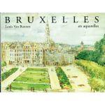 Bruxelles en aquarelles
