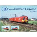 B Types POST-POSTE AM APT35 & 54. Reeksen / Séries 951-958 & 001-008 & 961-975
