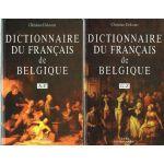 Dictionnaire du français de Belgique, 2 volumes