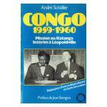 Congo 1959-1960 : Mission au Katanga, Intérim à Léopoldville