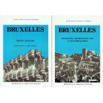 Bruxelles: Réflexion prospective sur l'agglomération + Photo analyse, 2 volumes