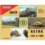 SNCB - NMBS : Retro 1991 & 1966
