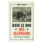 Dans le dos des Allemands (1914-1918) : Héros et exploits de la Résistance