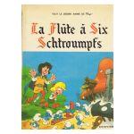 Les Schtroumpfs: La flûte à six Schtroumpfs