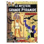 Blake et Mortimer, tome 1: Le mystère de la Grande Pyramide, 1ere partie: Le papyrus de Manéthon
