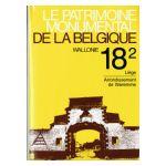 Le patrimoine monumental de la Belgique. Wallonie, tome 18/2 : Liège, Arrondissement de Waremme
