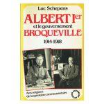 Albert Ier et le gouvernement Broqueville 1914 - 1918