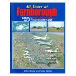 40 Years at Farnborough: SBAC's International Aviation Showcase