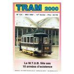 Tram 2000, n° 124