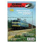 Journal du Chemin de Fer n° 149 - janvier/février 2006