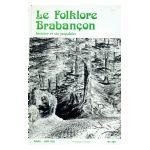 Le Folklore Brabançon - Histoire et vie populaire, n° 269