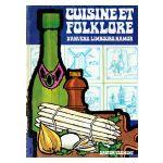 Cuisine et Folklore d'Anvers, Limbourg, Namur