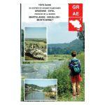 Topo-guide du sentier de grande randonnée Ardenne - Eifel. Tronçon de la Semois
