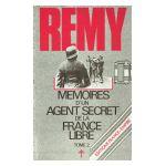 Mémoires d'un agent secret de la France libre, tome 2
