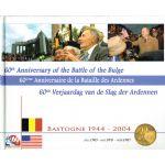 60ième Anniversaire de la Bataille des Ardennes : Bastogne 1944-2004