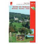 Topo-Guide du Sentier de Grande Randonnée - Sentier de l'Ardenne