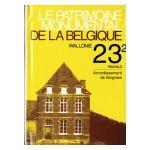 Le Patrimoine monumental de la Belgique. Wallonie, volume 23/2 : Hainaut - Arrondissement de Soignies