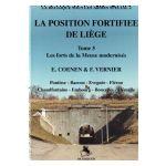 La position fortifiée de Liège, tome 5 : Les forts de la Meuse modernisés