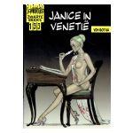Zwarte reeks, 133 : Janice (deel 4) - Janice in Venetië