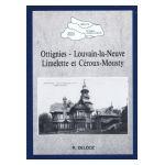 Ottignies - Louvain-la-Neuve - Limelette et Céroux-Mousty