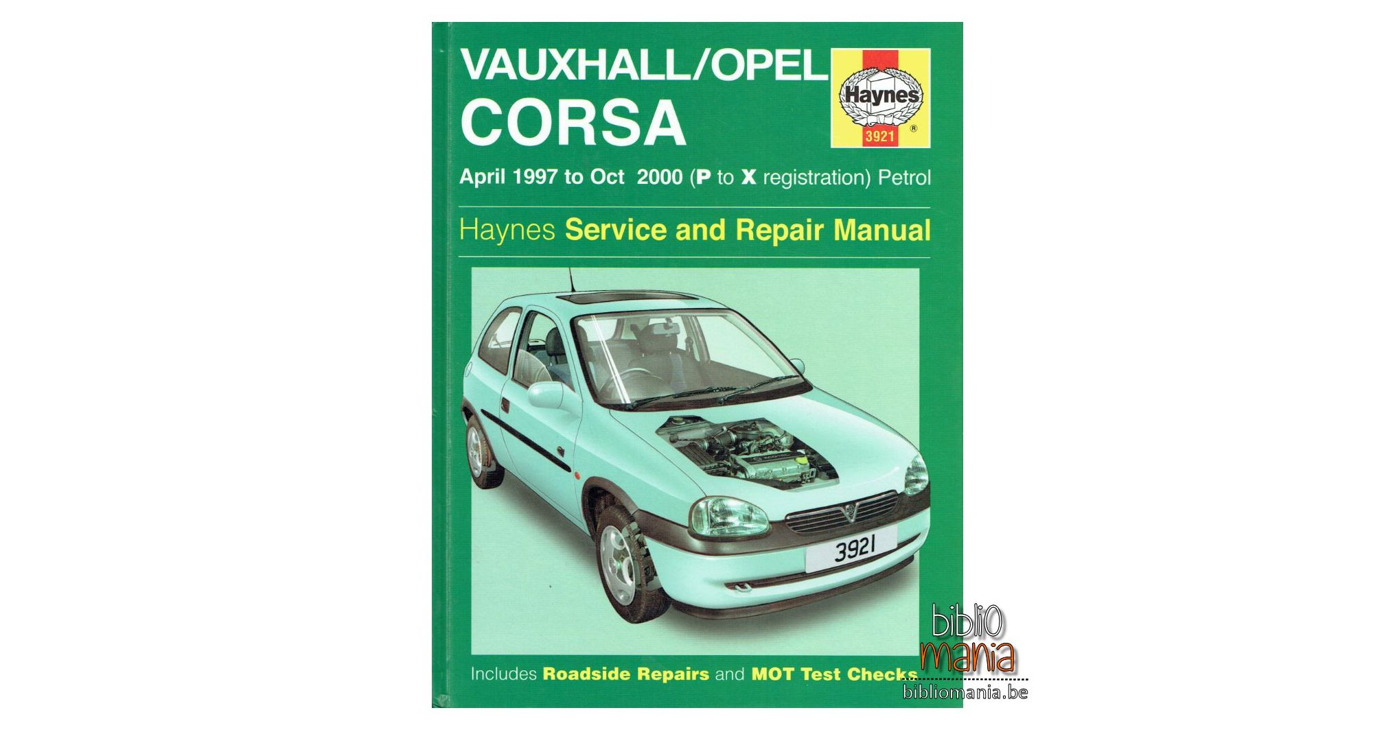 ... Array - vauxhall opel corsa service and repair manual april 1997 to oct  rh bibliomania be