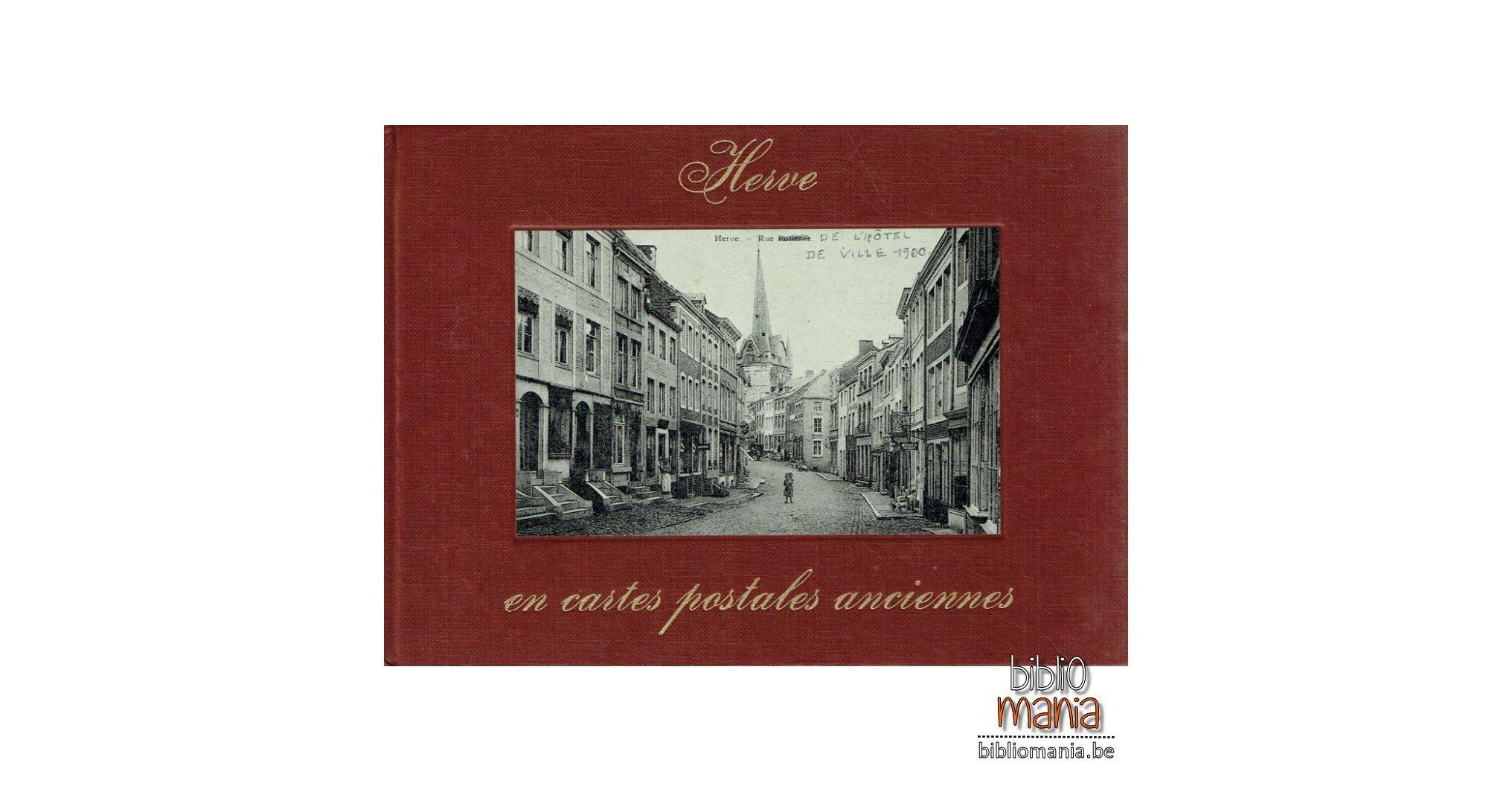 Herve en cartes postales anciennes (Jules Saive) | Bibliomania