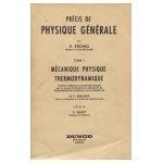 Précis de Physique générale - 3 volumes