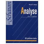 Analyse: Cours et problèmes - 925 problèmes résolus