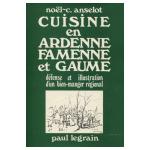 Cuisine en Ardenne, Famenne et Gaume